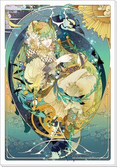 「声の始まり」/「赤井 羚」のイラスト [pixiv] member ID:2142113