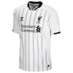 4e7e8afa0 Men s Liverpool FC Goalkeeper White Home Soccer Jersey 820103337403 on eBid  United States