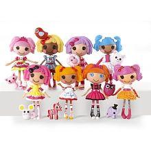 Lalaloopsy Doll - Mini Lalaloopsy 8-Pack Dolls