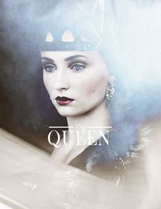 ((The wolf queen has no mercy for lions.))  Sansa Stark