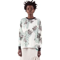 Atacama blouse by Ioana Ciolacu Spring Summer 2016, Ready To Wear, How To Make, How To Wear, Designers, Blouse, Skirts, Swimwear, Sleeves