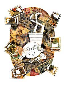 Illustrator: Andrew Kolb #illustrations