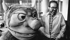 """""""Children surviving childhood is my obsessive theme and my life's concern,"""" Maurice Sendak told NPR in 1993."""