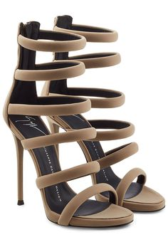 Strappy High Heels - Giuseppe Zanotti | WOMEN | US STYLEBOP.com