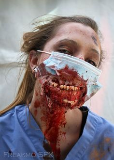 costume for Perth's Zombie Walk - Imgur