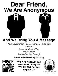 Anonymous Quotes We Are Legion
