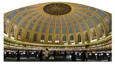 Reading Room, British Library
