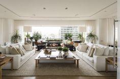 Residência 19 Outdoor Furniture Sets, Classic Living Room, Decor, Interior Design, Furniture, House, Interior Architecture, Home, Home Decor
