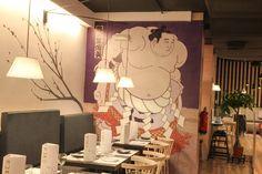 decoracion restaurante japones - Buscar con Google