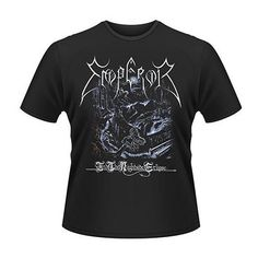 Tricou Emperor: In the Nightside Eclipse Eclipse T Shirt, Band Shirts, Emperor, Neck T Shirt, Colorful Shirts, Unique, Mens Tops, Metalhead, Clothes