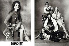 新旧スターモデルが総出演! 「モスキーノ」の2014-15年秋冬広告キャンペーン。|NEWS|FASHION|VOGUE