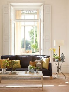 Four ways to style a living room | Daily Dream Decor