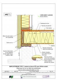 v g talisation de toiture coupe type id es pour la maison pinterest v g talisation. Black Bedroom Furniture Sets. Home Design Ideas