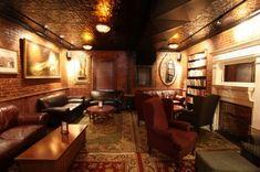 Basement - tin ceiling?  Speakeasy
