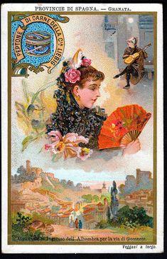 Liebig Tradecard S568 - Granada | by cigcardpix