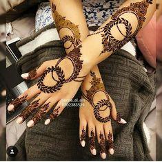 Beautiful Henna Designs, Best Mehndi Designs, Beautiful Mehndi, Mehadi Design, Heena Design, Mehndi Design Photos, Mehndi Images, Henna Art, Hand Henna