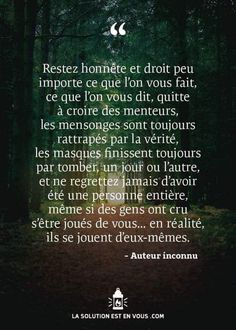 Ho que je l'aime celle la a matin ! Positive Mind, Positive Attitude, Inspirational Quotes About Success, Something To Remember, Philosophy Quotes, French Quotes, Positive Affirmations, Words Quotes, Best Quotes