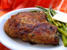 Pork Chop Recipes Anyone Can Make - Italian Breaded Pork Chops