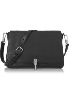 Elizabeth and James Cynnie Mini leather shoulder bag   NET-A-PORTER