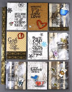 by Guest Diva Lee-Anne Cross - Verve Stamps Inspiration Gallery
