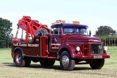 Volvo at Haddenham Steam Fair on September (George Ward) Volvo Cars, Volvo Trucks, Semi Trucks, Big Trucks, Rescue Vehicles, Tow Truck, Motor Car, Classic, Recovery