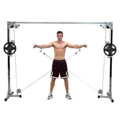Image result for CHEST PEC CABLE WORKOUT