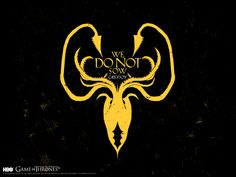 Game of Thrones Wallpaper | Game of Thrones' Sigil Wallpapers