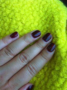 Striplac - Midnight red