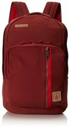 Volcom Men's Prohibit Canvas Backpack on shopstyle.com