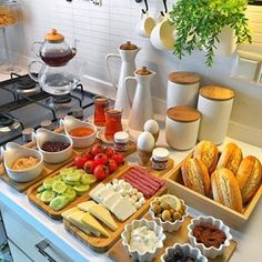 Ideas Breakfast Buffet Ideas Hotel Sunday Brunch For 2019 Good Food, Yummy Food, Tasty, Brunch Mesa, Clean Eating, Healthy Eating, Cooking Recipes, Healthy Recipes, Drink Recipes