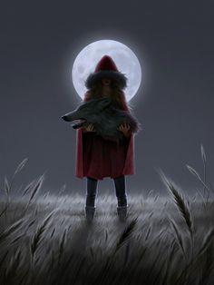 Miranda_Meeks_Art_Illustration_Red_Riding_Hood