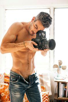Give him a camera