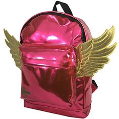 40d45f4ed55e Kids Backpack Woman Mini Backpack Daypack Bag Lady Purse With Angel Wings  -- Want to. Best HandbagsFashion ...