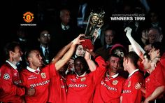 Manchester United are now two-time world club champions as FIFA decide to officially recognise their 1999 Intercontinental Cup win Club World Cup, Sir Alex Ferguson, Premier League Champions, Live Matches, Match Highlights, Retro Football, Manchester United Football, Football Pictures, Europa League