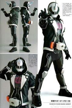 Details of Heroes Features Kamen Rider Ghost Summer Movie Riders - Orends: Range…