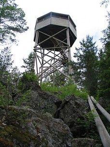 Pyhällön näkötorni, Lempäälä