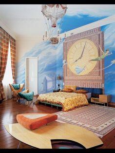 Peter Pan room