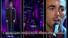"""Festival di Sanremo 2013 cantanti Marco Mengoni: """"Razzismo contro quelli dei talent"""" guarda il video"""