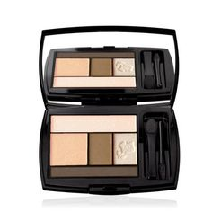 Lancome French Nude new matte Color Design 5 Pan Eyeshadow Palette