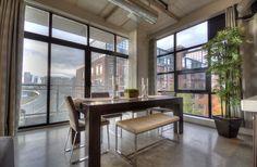 Toronto Lofts, Quartz Counter, Bedroom Office, Built Ins, Car Parking, Balcony, Lockers, Appliances, It Is Finished