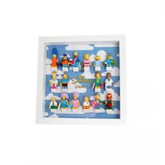 AcryIic Inserts 23x23cm - Laser Frame