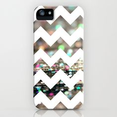 Afterparty Chevron iPhone Case by Beth - Paper Angels Photography - $35.00