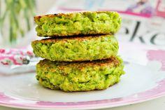 Delicious & Gluten Free: Pea Fritters Recipe