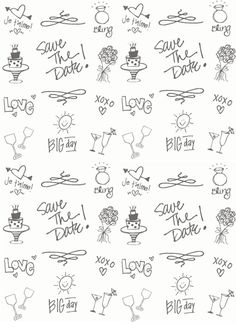 Doodle Fonts | 'i do'-it-yourself®