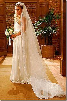 Top 10 vestidos de noivas das novelas da Globo