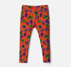 Oddstyles Pattern | Spicy Flower