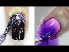 YouTube Nail Art Galleries, Class Ring, Art Gallery, Bloom, Nails, Makeup, Youtube, Jewelry, Maquillaje