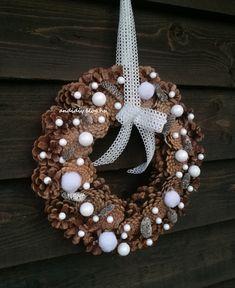 Christmas Wreaths, Xmas, Decorations, Holiday Decor, Home Decor, Decoration Home, Room Decor, Christmas, Dekoration