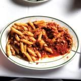 Penne with Cabbage and Sausage Recipe | Tried this; I used chicken sausage instead of Italian and it was still delicious.