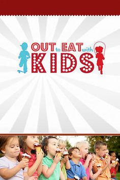 Find restaurants where kids can eat for free using the Out To Eat With Kids app.